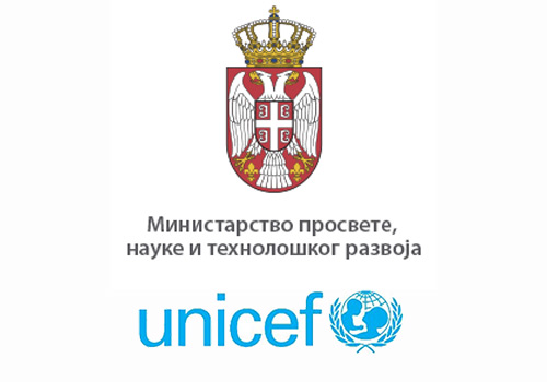 Publikacija Digitalno nasilje – prevencija i reagovanje, Ministarstvo prosvete, nauke i tehnološkog razvoja Republike Srbije, Pedagoško društvo Srbije i UNICEF